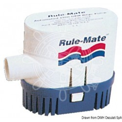 Pompe immergée Rule Mate automatique 71l/min 12 V