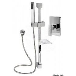Loquet douche Square avec robinet