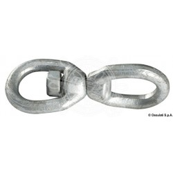 Emerillon acier galvanisé 13 mm