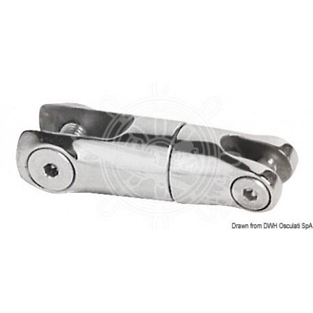 Jonction d'ancre articulée AISI 316 8 mm