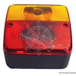 Feu arrière D 3 fonctions 2 ampoules