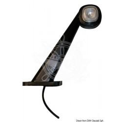 Feu à LED d'encombrement latéral 45°