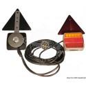 KIt feu à LED fixation magnétique 4 fonctions
