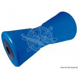 Roue centrale bleu 200 mm Ø trou 17 mm