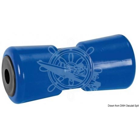Roue centrale bleu 286 mm Ø trou 30 mm