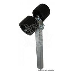 Rouleau latéral tube carré 40 mm