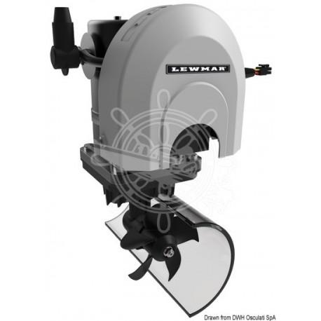 Propulseur proue Lewmar 8 kW - 24 V