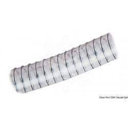 Tuyau avec spirale 14 x 20 mm