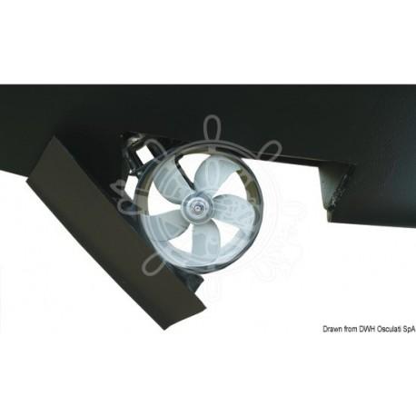 Propulseur escamotable Lewmar 185TT - 4,0 kW 12 V