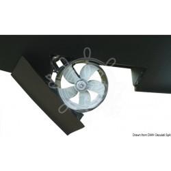 Propulseur escamotable Lewmar 185TT - 5,0 kW 12 V