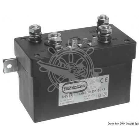 Boîtier de contrôle 2000/3500 W - 24 V