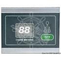 Compteur chaîne capteur à induction 12/24 V - 99 m