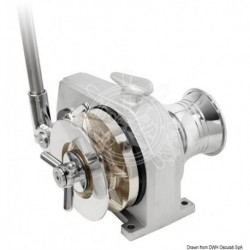 Treuil manuel Italwinch Giglio barbotin 8 mm
