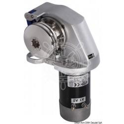 Treuil Italwinch Obi 1500 W - 24 V avec cloche barbotin 8 mm