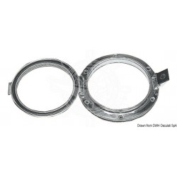 Hublot Vemefa inox poli miroir 125 mm