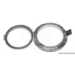 Hublot Vemefa inox poli miroir 150 mm