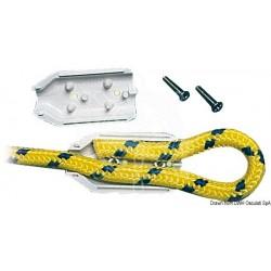 Serre-câble plastique p. épissure rempl. 10/12 mm
