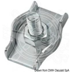 Serre-câble inox simple 3 mm