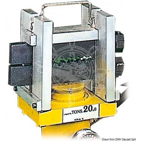 Matrice multiple manchons en cuivre 2/6 mm