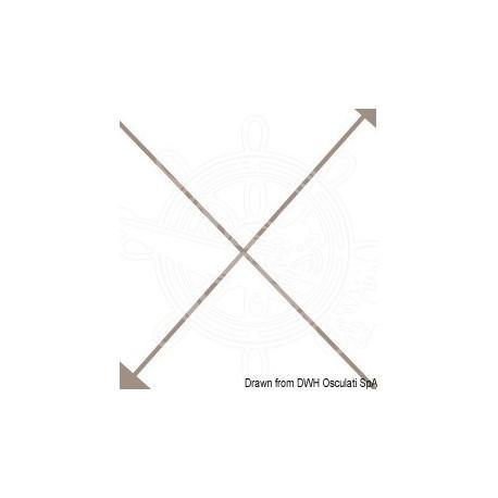 Coupelle inox pour terminal Ø 3/4 mm