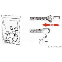 Embouts en plastique pour amarres