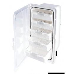 Niche fourre-tout 5 tiroirs 130 x 150 x 50 mm