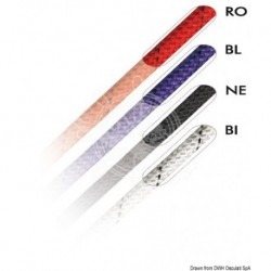 MARLOW Polyest Matt 5mm Bleu