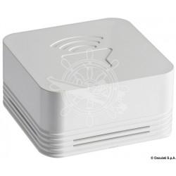 Avertisseur à membrane Q Box blanc