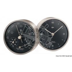 Horloge noir Barigo Pentable