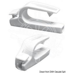 Fixation pare-battage Fend Fix courante 6/8 mm
