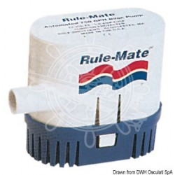 Pompe immergée Rule Mate automatique 48l/min 12 V