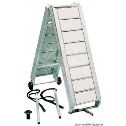 Passerelle pliante 310cm all. (STOCK DISPO 1)