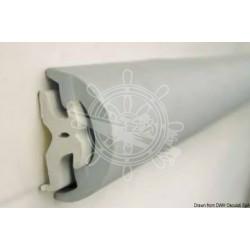 Seulement défense de quai Radial PVC gris 32 mm