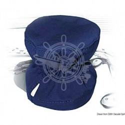 Housse de winch standard 133 x 137 mm bleu
