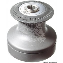 LEWMAR Ocean 1-speed winch Standard 16