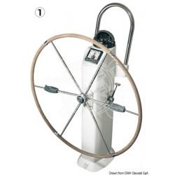 LEWMAR compact folding wheel 101 cm